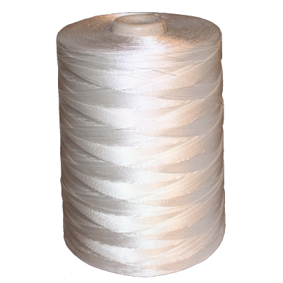 1100-3 Polyester yarn tie cord - unwaxed